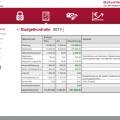 Budgetplanung- und Kontrolltool