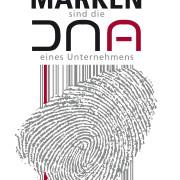 Buchtitel Marken sind die DNA eines Unternehmens