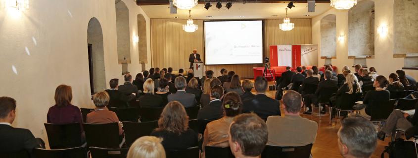 120 Tagungsteilnehmer beim ersten Österreichischen Markendialog