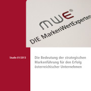 Titel der Markenstudie zum Thema Strategische Markenführung in Österreich