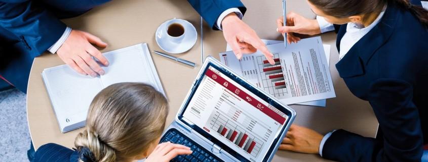Markenumsatzanalyse