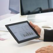Werbe Return on Investmentberechnung und Marken- RoI- Bewertung