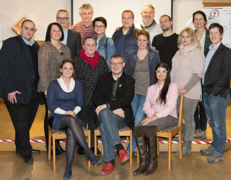 Projektteam online Strategie Loosdorf