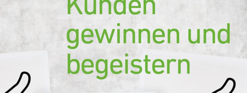 Titel Workshopbroschüre Kunden gewinnen und begeistern