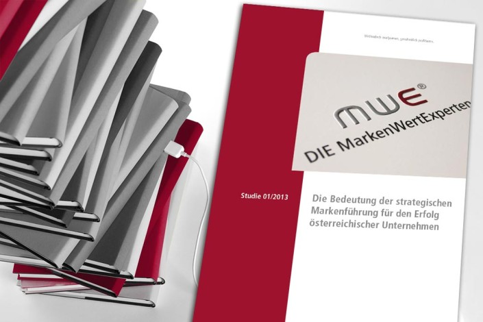 Bedeutung der strategischen Markenfuehrung für österreichische Unternehmen - Studie 01/2013